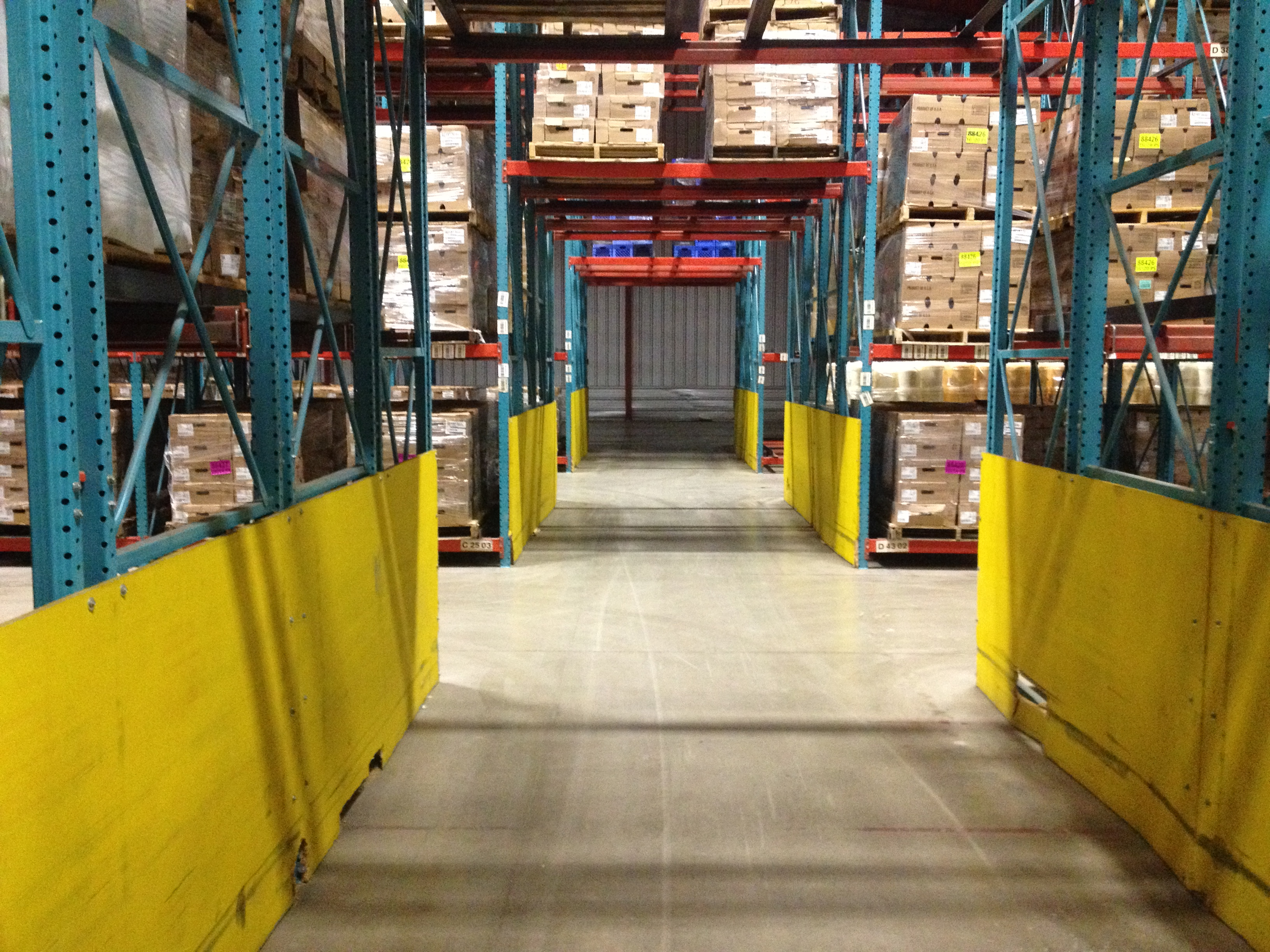 Tucson Frozen Storage utilizes a Warehouse Management Software System that has been tailored to the needs of our office dock personnel and customers. & Tucson Frozen Storage   Southern Arizonau0027s Frozen Storage Solution